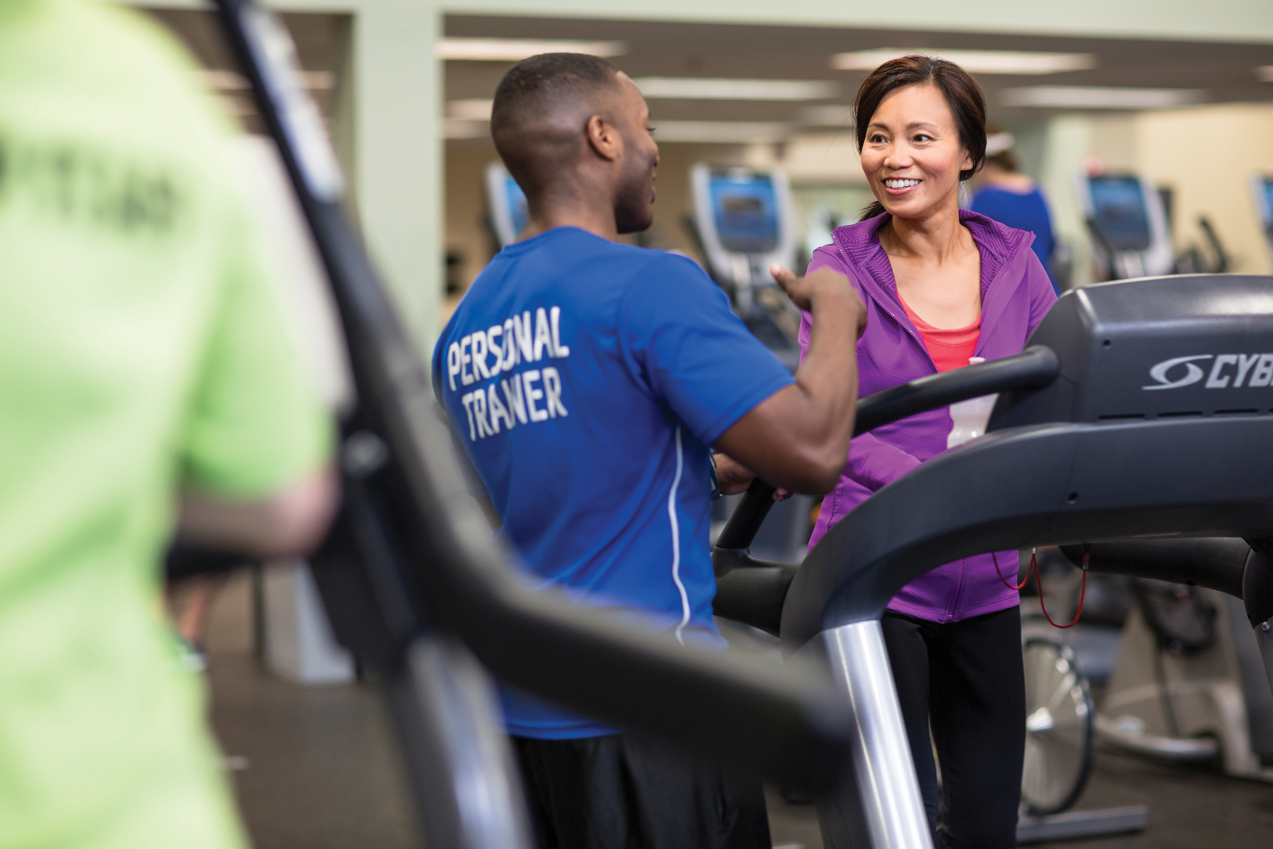 Personal And Pilates Training The Mcgaw Ymca