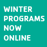 Winter Programs Announcement