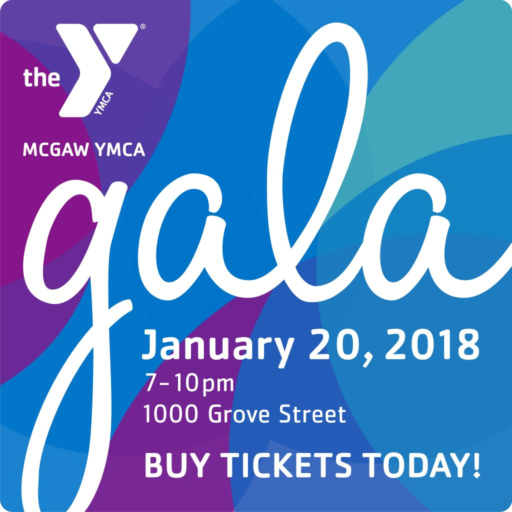 Events the mcgaw ymca on saturday january 20 2018 mcgaw ymca will hold its annual gala hosted at 1000 grove street in evanston to support the full spectrum of programming at xflitez Image collections