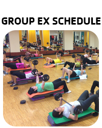 Group Ex Schedule
