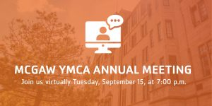 Graphic to promote the annual meeting.